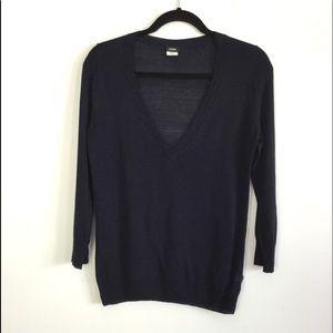 J Crew Silk Blend Sweater